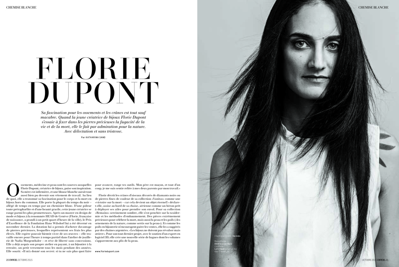 _OF014_FR_FLORIE DUPONT_CLIPPING